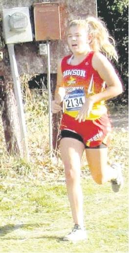 13 qualify for state cross country glendive ranger review glendive ranger review